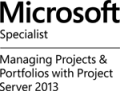 Managing Programs and Projects with Project Server 2013