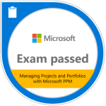 Managing Projects and Portfolios with Microsoft PPM